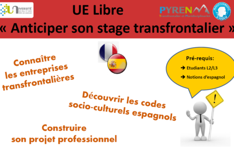 (Français) Anticiper son stage